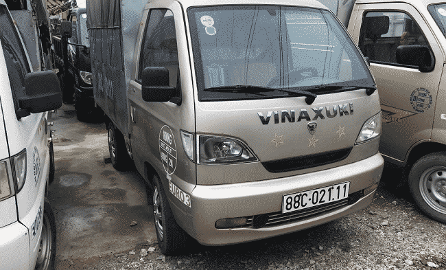 Xe tải 500kg Vinaxuki