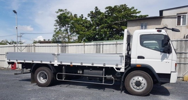 Xe tải 7 tấn Fuso