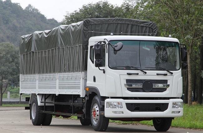 Xe tải 9 tấn Veam