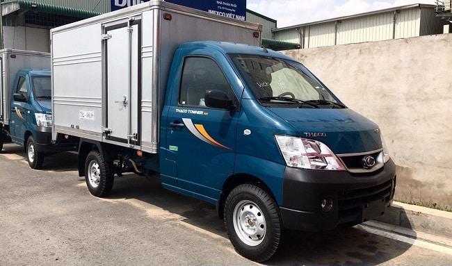 Xe tải Thaco 1 tấn