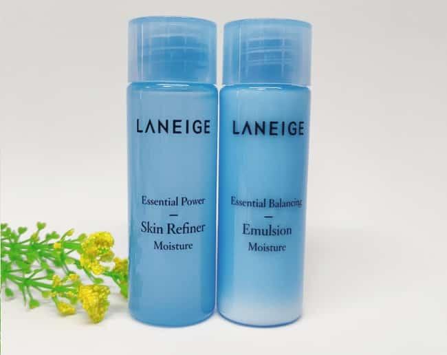 Kem dưỡng ẩm Hàn Quốc Laneige Essential Balancing Emulsion Moisture