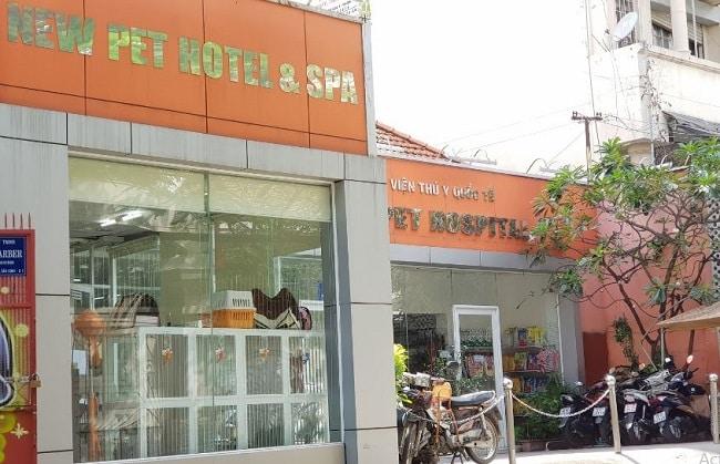 Phòng khám thú y quận 1 - New Pet Hospital