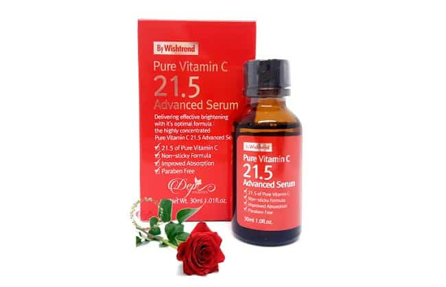 Serum dưỡng trắng da mặt Pure Vitamin C 21.5 Advanced Serum