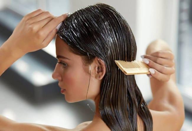Chú ý những sản phẩm chăm sóc tóc
