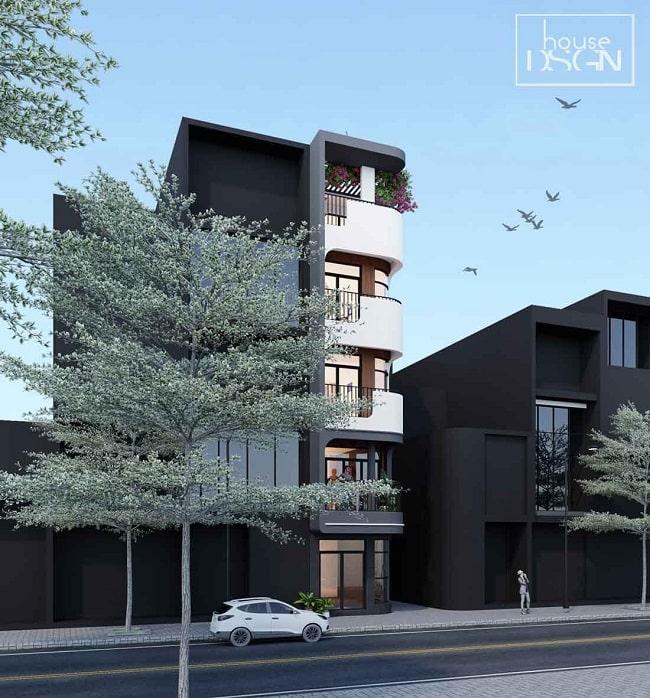 Công ty xây dựng nhà phố House Design