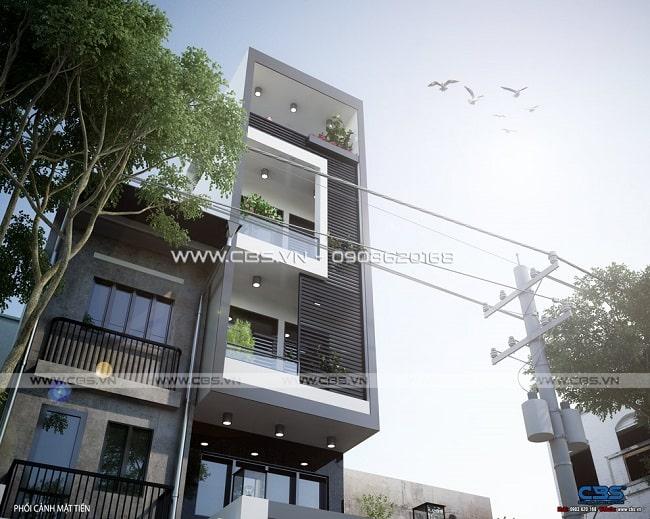 Công ty xây dụng nhà phố Bảo Sơn