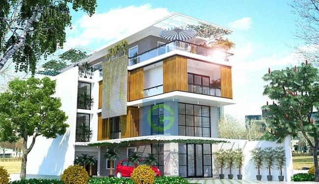 Công ty xây dựng nhà phố Greenteccons