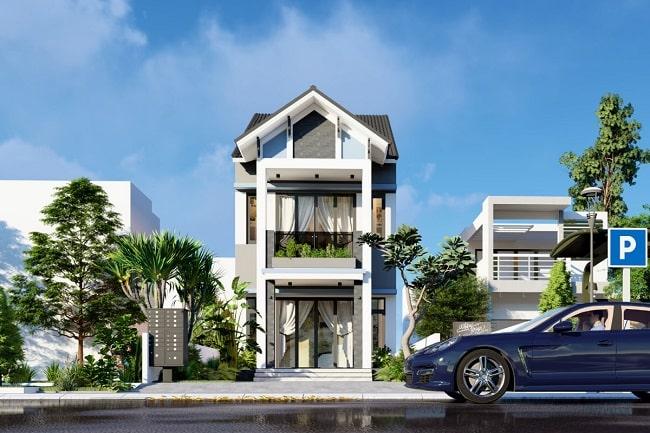 Công ty xây dựng nhà phố Huy Hoàng