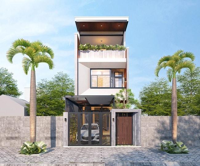 Công ty xậy dựng nhà phố Minh Phương