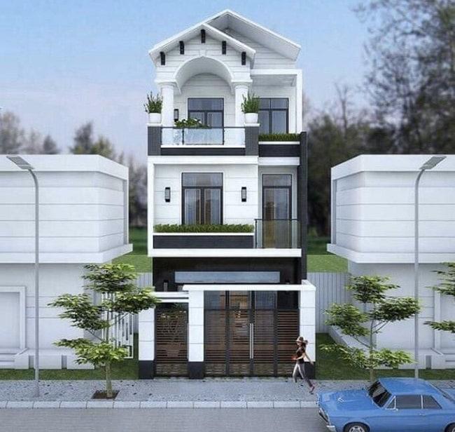 Công ty xây dựng nhà phố Nhà Xinh Vườn Đẹp
