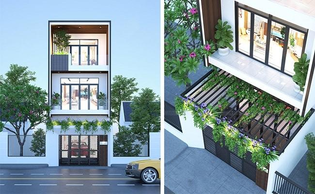 Công ty xây dựng nhà phố Nhật Lam