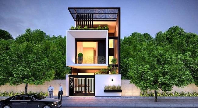 Công ty xây dựng nhà phố ST Sài Gòn