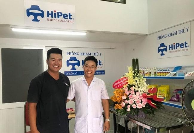 Phòng khám thú y HiPet