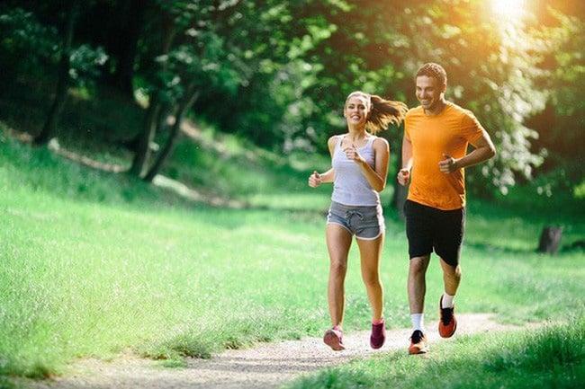 Tập thể dục hàng ngày giúp da mịn màng hơn