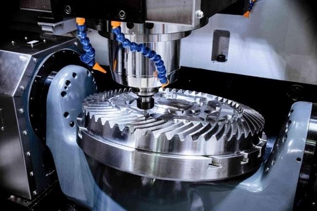 Công ty cơ khí Lean Tech