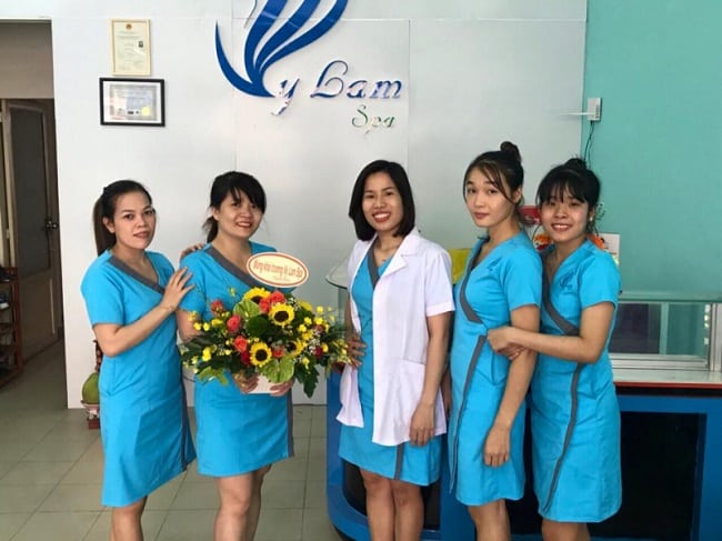 Vy Lam Spa
