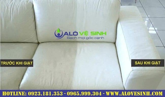 Giặt ghế sofa, giặt thảm, giặt nệm Alo Vệ Sinh sự lựa chọn ưu tiên của mọi gia đình Việt