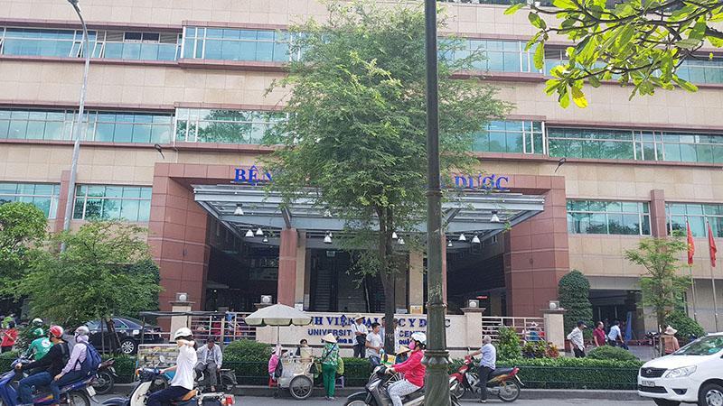 Khoa Nam Học - Bệnh viện Đại Học Y Dược TPHCM