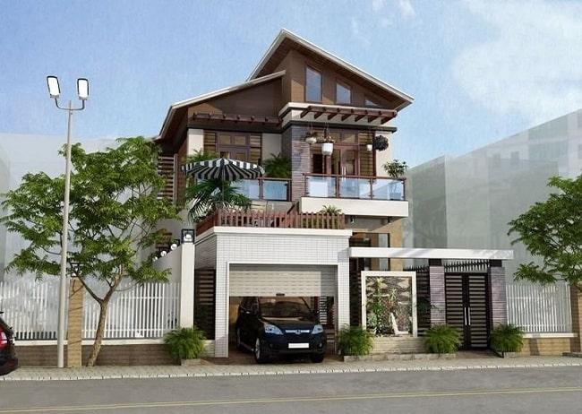 Công ty xây dựng nhà phố CASACOR