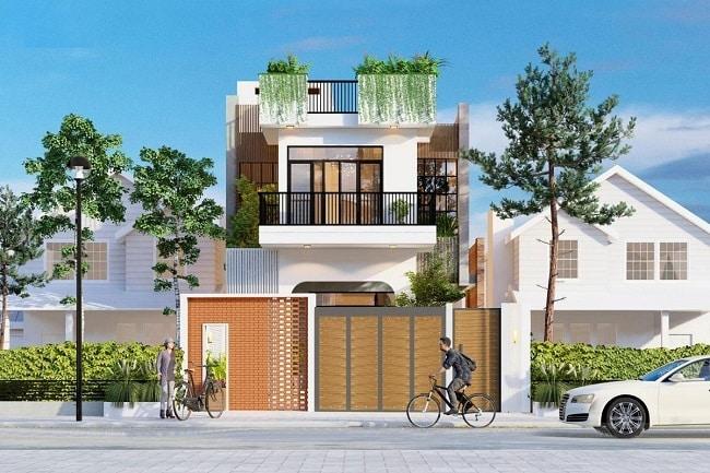 Công ty xây dựng nhà phố CONSTAR
