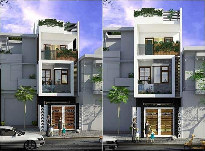 Công ty xây dựng nhà phố Đồng Khánh