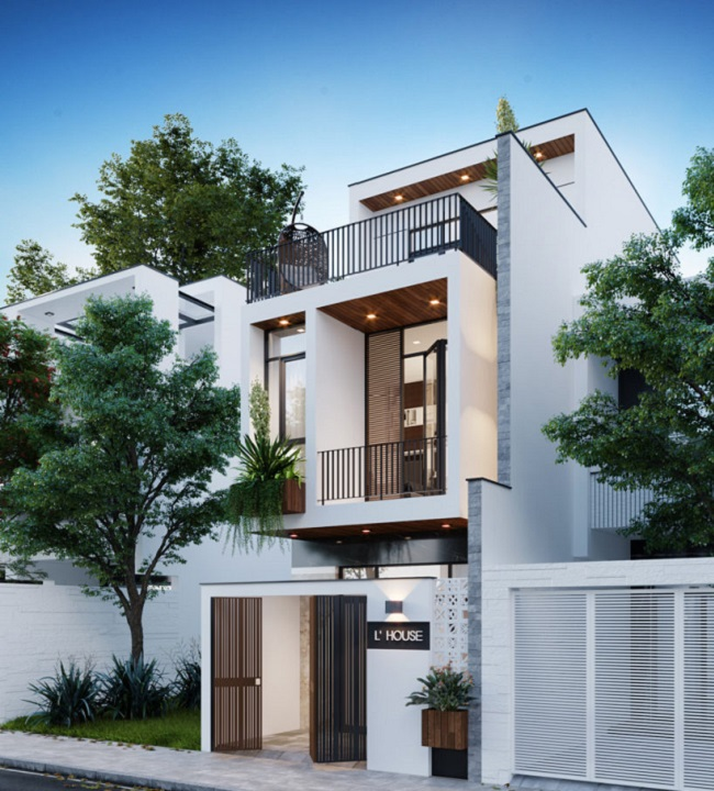 Công ty xây dựng nhà phố Hưng Phú Thịnh