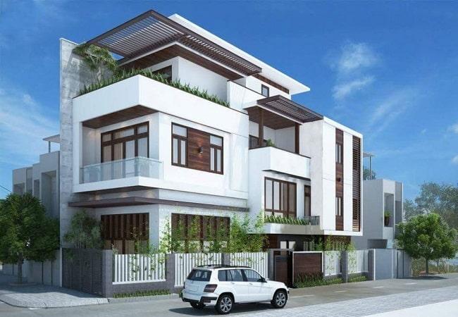 Công ty xậy dựng nhà phố Sao Việt