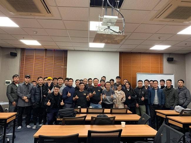 Khóa học SEO tại GPSC