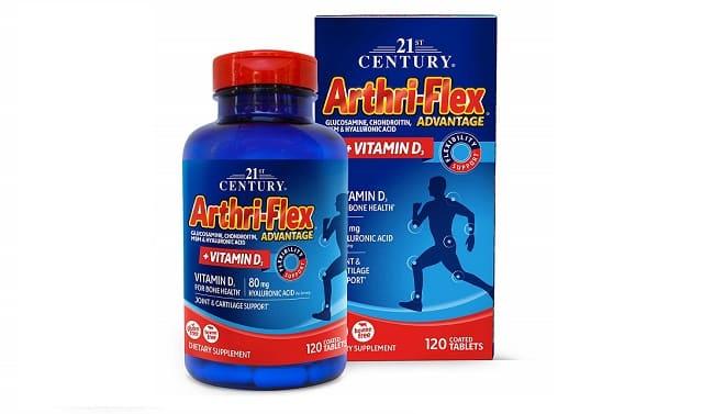 Thực phẩm chức năng Arthri-Flex with Vitamin D3
