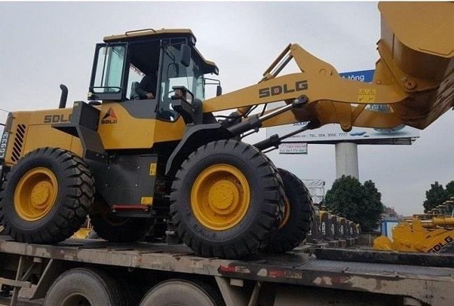 Top công ty vận chuyển máy đào máy xúc ở TPHCM