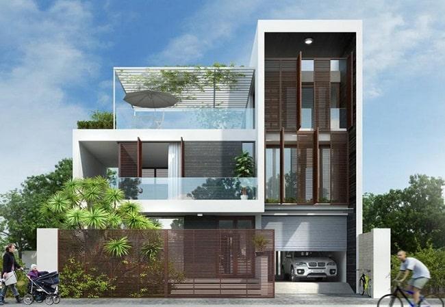 Top công ty xây dựng nhà phố tại Huyện Bình Chánh