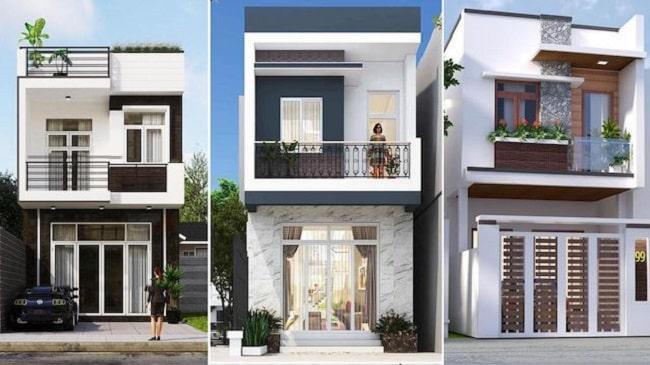 Top công ty xây dựng nhà phố tại huyện Hóc Môn