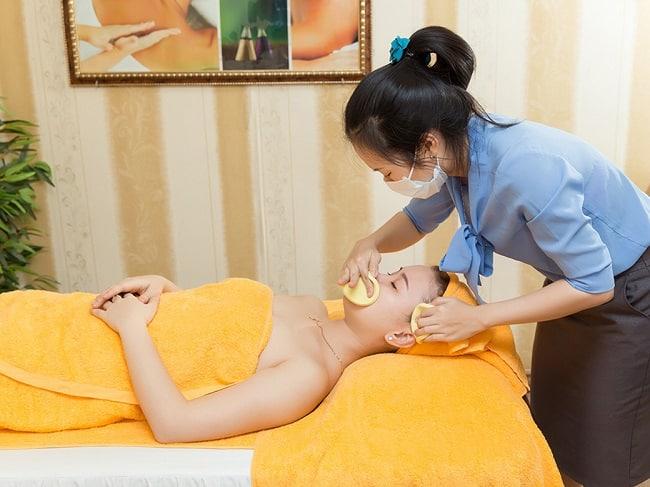 Top spa chăm sóc da tại Huyện Hóc Môn