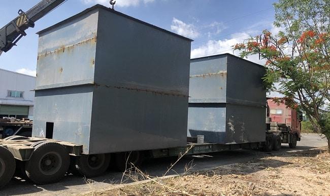 Công ty vận chuyển máy móc Hà Lâm