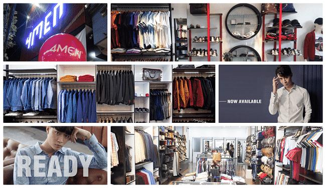 4men - Shop thời trang nam Hàn Quốc tại TPHCM