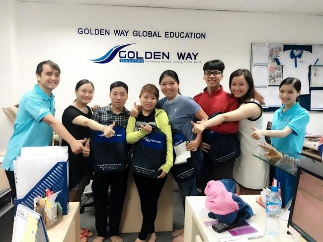 Golden Way - Công ty tư vấn du học Nhật Bản