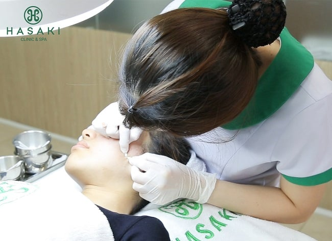 Hasaki Clinic - Spa làm đẹp uy tín tại Phú Nhuận