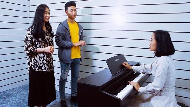 Đào tạo ca sĩ tại QN Newstyle