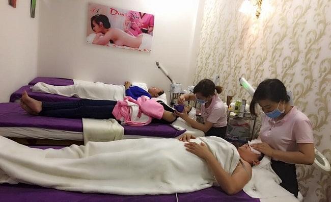 Spa làm đẹp Tân Phú - Dung Spa