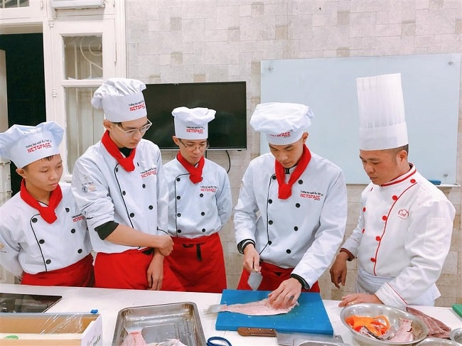 Trường dạy nấu ăn Netspace