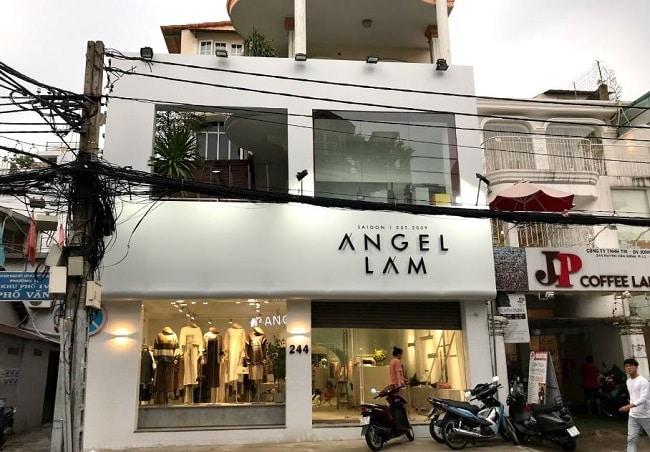 ANGEL LAM - Shop thời trang cao cấp tại TPHCM