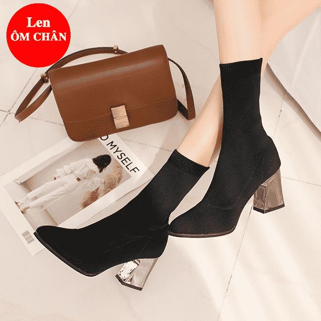 TP Fashion - shop bán giày boot nữ tphcm