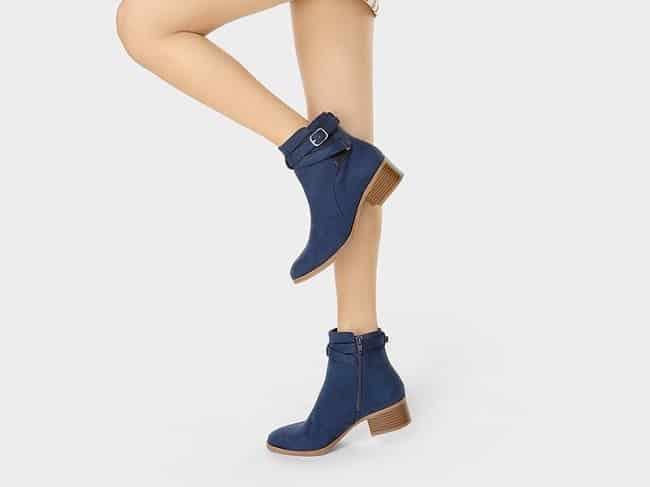 Giày boot tại Juno