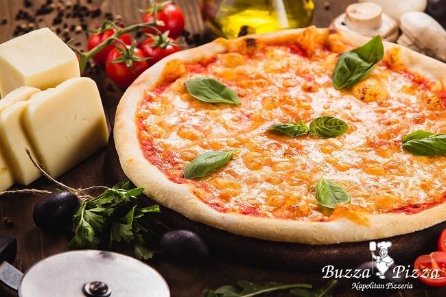 Buzza - Thương hiệu banh pizza ngon tại TPHCM