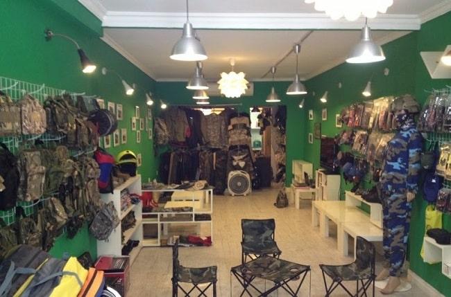Shinary - shop bán đồ đi du lịch dã ngoại tphcm