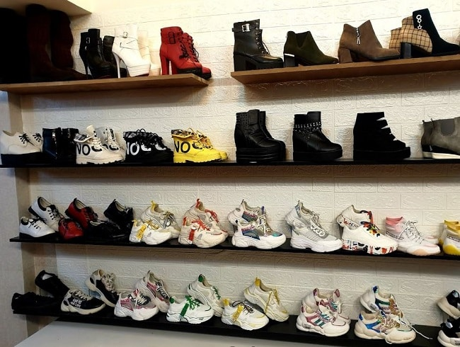 Shop thời trang Wina
