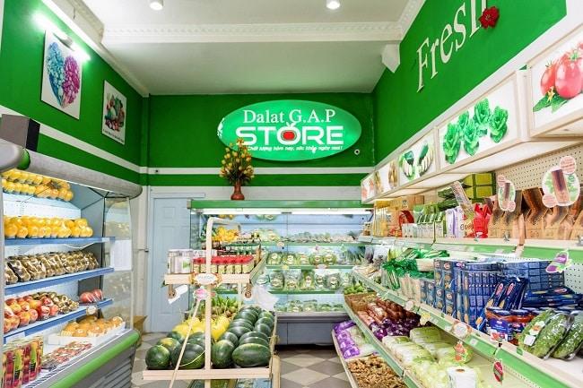 Đà Lat GAP Store