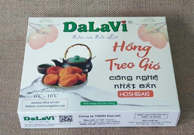 Đặc sản Đà Lạt Dalavi