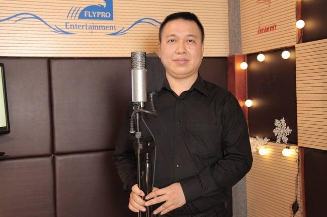 Đào tạo ca sĩ tại Fly Pro Entertainment