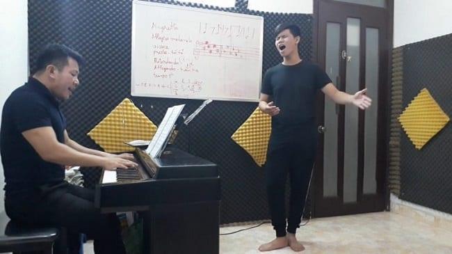Đào tạo ca sĩ tại TPHCM